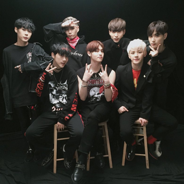 "MVP Member Profile: K-Pop Boy Group Debuts with ""Manifest"" in 2017"