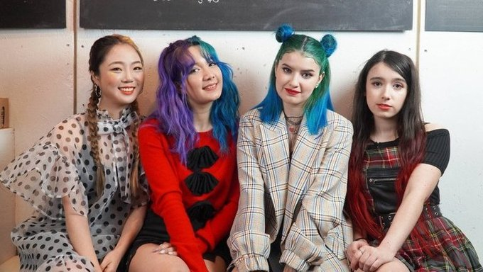 South Koreans React To K-Pop Girl Group Active In The UK | Kpopmap - Kpop,  Kdrama and Trend Stories Coverage