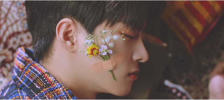 6 Korean Celebrities Who Had Accessorized Their Face With Flowers