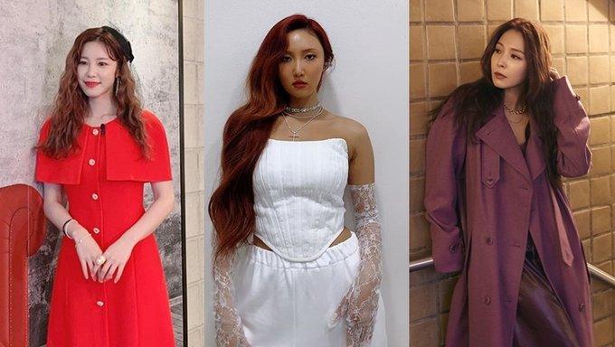 13 Catholic Female K Pop Idols Their Baptismal Names Kpopmap Kpop Kdrama And Trend Stories Coverage