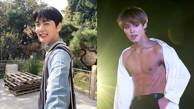7 K Pop Male Idols With Baby Face But Abs That Make You Gasp Kpopmap Kpop Kdrama And Trend Stories Coverage