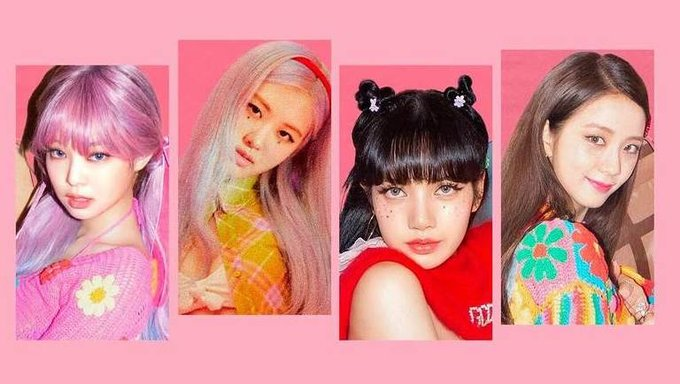 All Looks In Blackpink S Ice Cream Teaser Amazing And It S Hard To Choose Which One Is Best Kpopmap Kpop Kdrama And Trend Stories Coverage