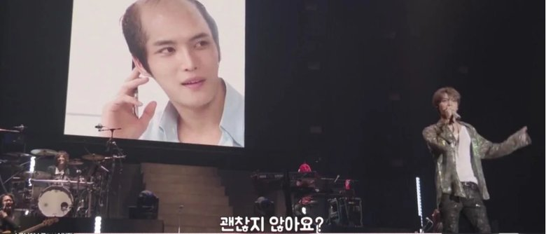 Would Fans Still Love JaeJoong If He Went Bald? Here's What He Thinks