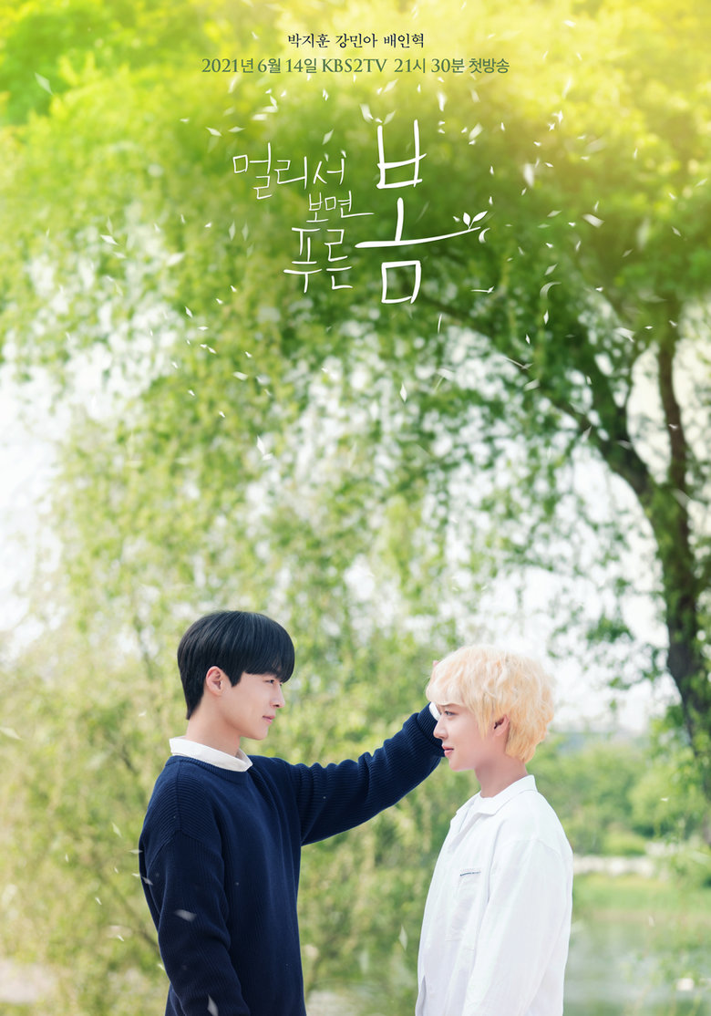 """""""At A Distance, Spring Is Green"""" (2021 Drama): Cast & Summary"""